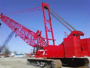 Manitowoc Crane Parts