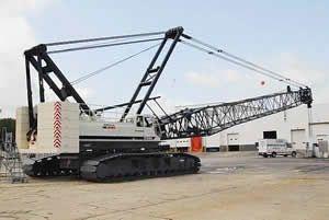 Terex Crane Parts