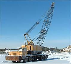 Lattice Boom Truck Cranes
