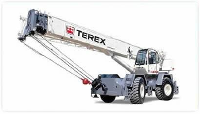 Terex Cranes