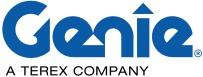Genie: A Terex Company Logo