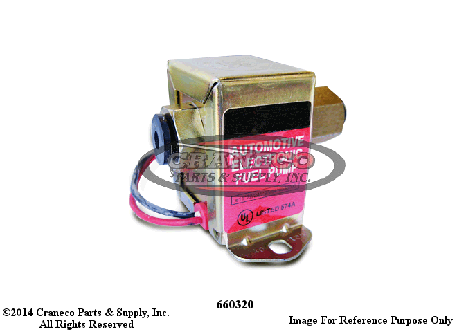 660320GT Genie Fuel PumpGenie Manlift
