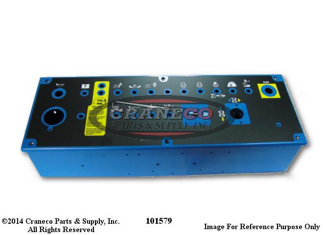 101579 Genie Platform, Control Box w/ DecalGenie Manlift