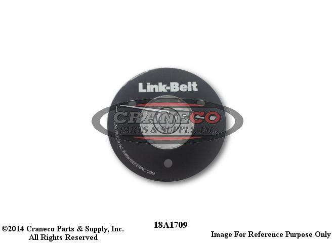 18A1709 LINK-BELT LEVELLink-Belt Crane