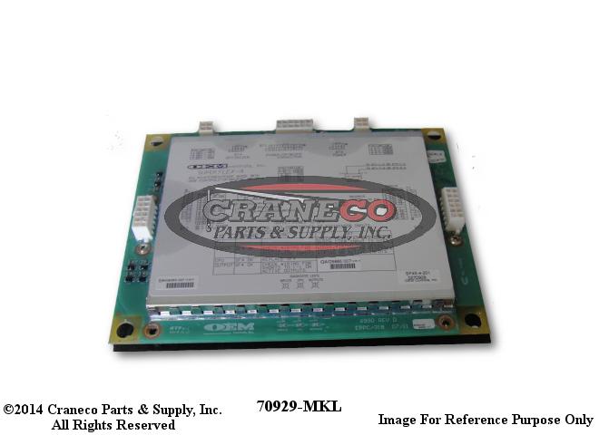 70929-MKL Genie PCB BoardGenie Manlift
