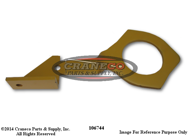 106744 Galion Lever   Old # 66414AGalion Crane