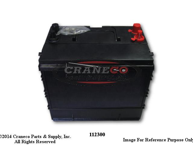 112300GT Genie BatteryGenie Manlift