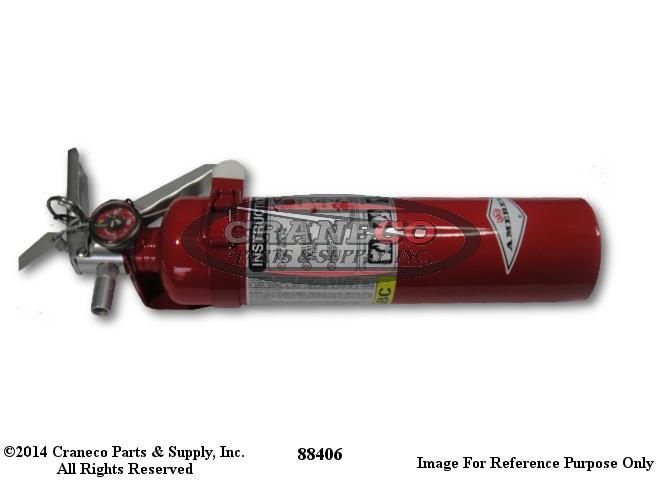 88406 Genie Fire ExtinguisherGenie Manlift