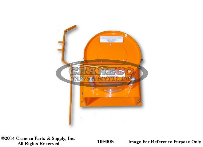 105005 Galion Spring Reel MotorGalion Crane