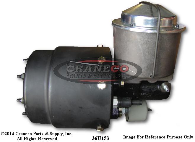 36U153 Terex IntensifierTerex Crane