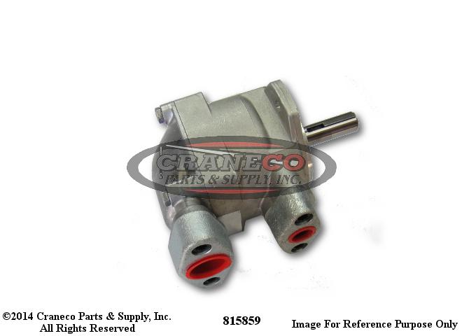 815859 American Hydraulic Pump AssyAmerican Crane