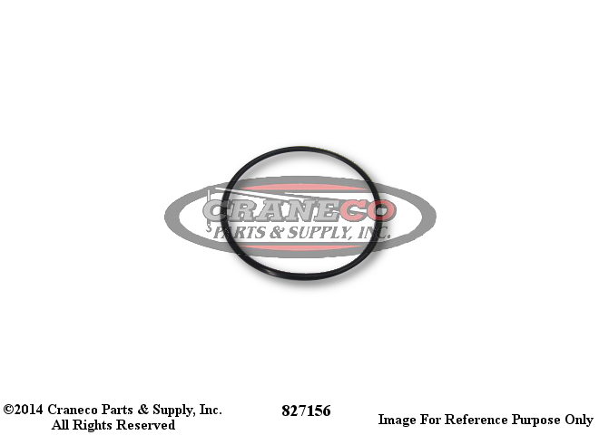 827156 American Seal O-RingAmerican Crane