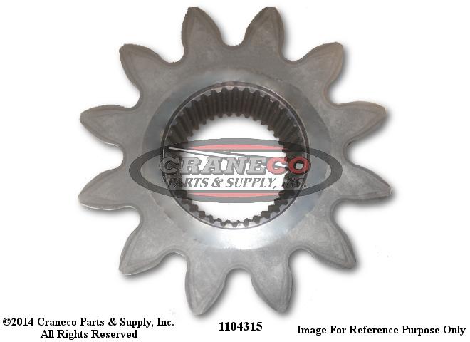 1104315 American Gear SpurAmerican Crane