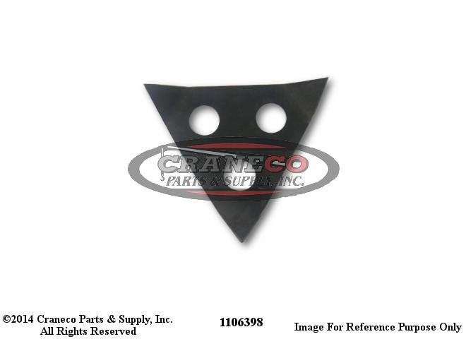 1106398 American Bearing Cup ShimAmerican Crane