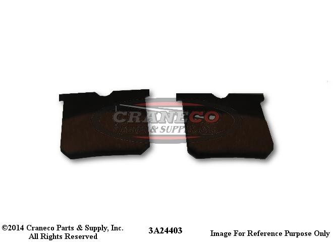 3A24403 Link Belt Kit, LiningLink-Belt Crane
