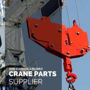 Crane Parts Supplier