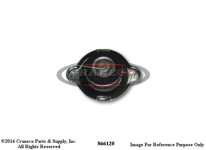866120GT Genie Radiator CapGenie Manlift
