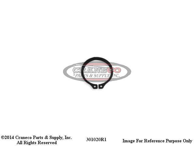 301020R1 Galion Snap RingGalion Crane