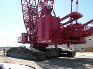 crane parts in houston