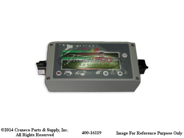 400-16119 Terex DisplayTerex Crane