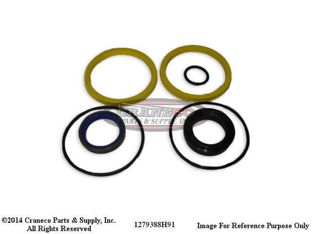 1279388H91 Galion Rear Steering Cylinder Seal KitGalion Crane