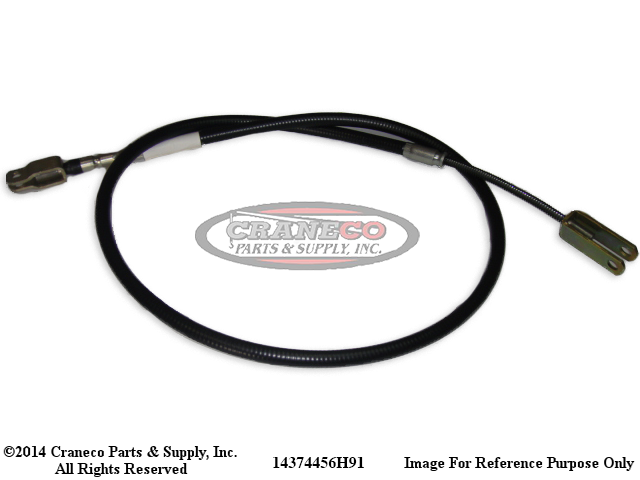 1437456H91 Galion Parking Brake CableGalion Crane