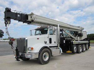 manitowoc truck crane
