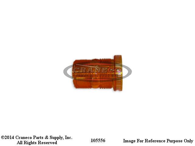 105556GT Genie Amber Beacons LensGenie Manlift