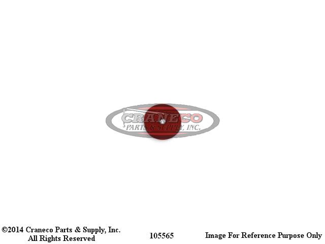 105565 Genie Thrust WasherGenie Manlift