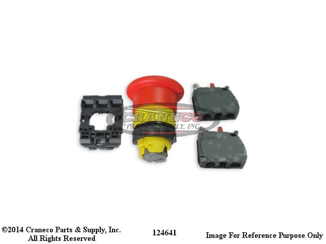 124641 Genie E-Stop Switch KitGenie Manlift