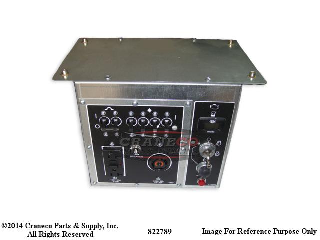 822789 Genie Electrical Control BoxGenie Manlift