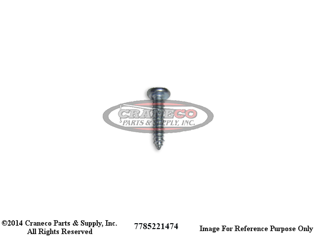 7785221474 Grove Self Locking Set ScrewGrove Crane